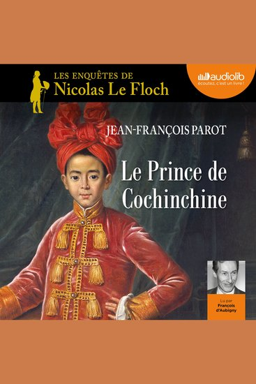 Le Prince de Cochinchine - cover