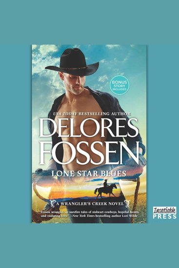 Lone Star Blues - Cowboy Heartbreaker (A Wrangler's Creek Novel) - cover