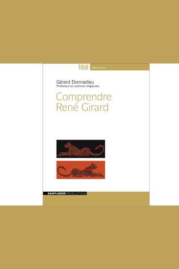 Comprendre René Girard - cover