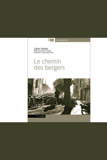 Le Chemin Des Bergers - cover