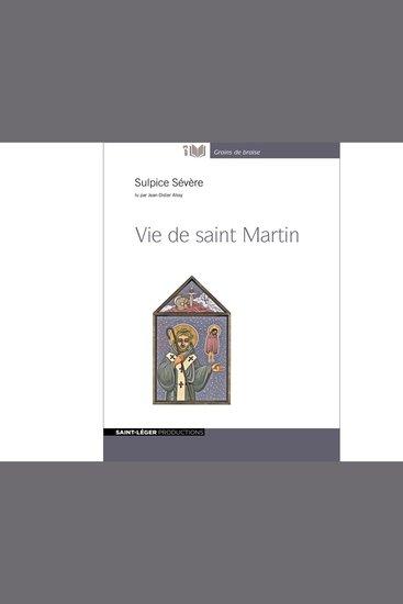 Vie De Saint Martin - cover
