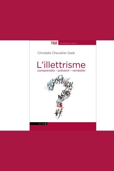 L'Illettrisme - cover