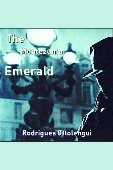 The Montezuma Emerald - cover