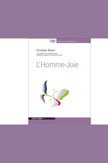 L'Homme-Joie - cover