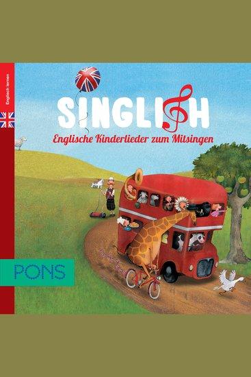 PONS Singlish Englische Kinderlieder zum Mitsingen - cover