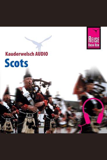 Reise Know-How Kauderwelsch AUDIO Scots - cover