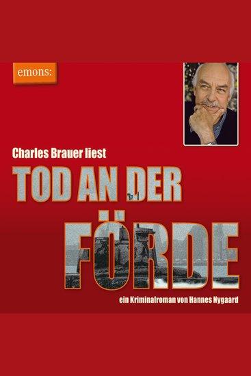 Tod an der Förde - Ein Kriminalroman - cover