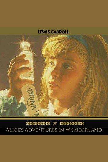 Alice's Adventures in Wonderland (Golden Deer Classics) - cover