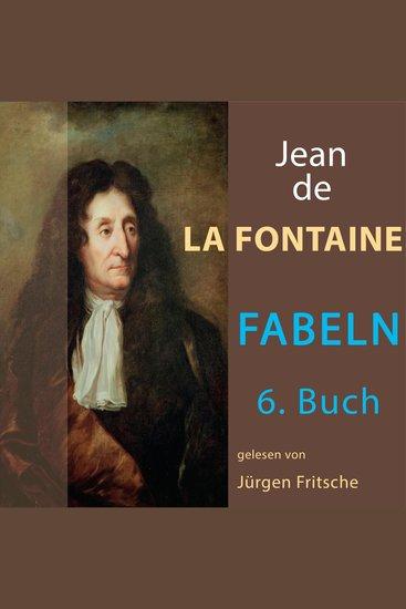 Fabeln von Jean de La Fontaine: 6 Buch - cover