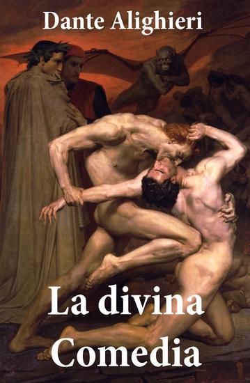 La divina Comedia - cover