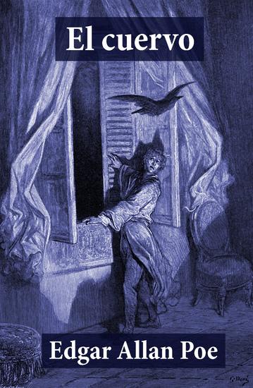 El cuervo (Cuento Texto completo) - cover