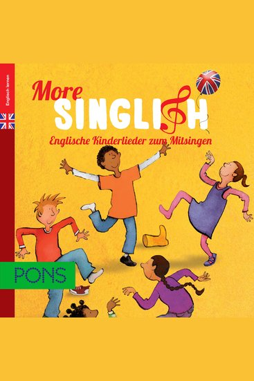 PONS More Singlish - Englische Kinderlieder - cover