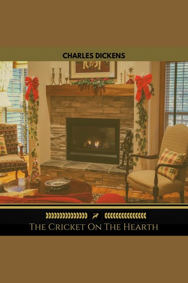 The Cricket On The Hearth (Golden Deer Classics) - cover