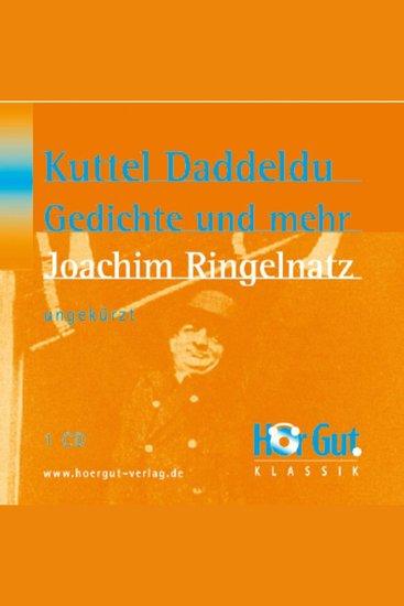 Kuttel Daddeldu Gedichte und mehr - cover