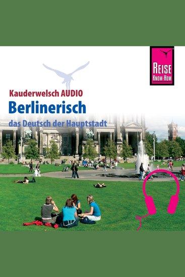 Reise Know-How Kauderwelsch AUDIO Berlinerisch - cover