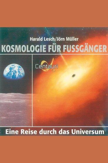 Kosmologie für Fussgänger - Eine Reise durch das Universum - cover