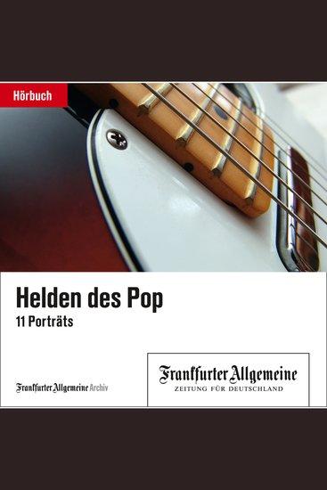 Helden des Pop - 11 Porträts - cover