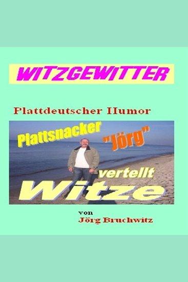 Witzgewitter - Plattdütsche Witze - cover
