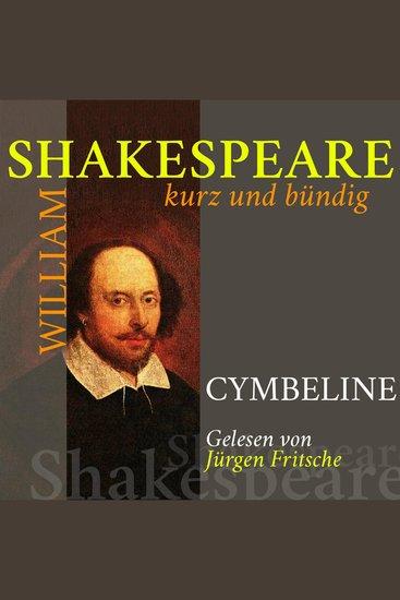 Cymbeline - Shakespeare kurz und bündig - cover