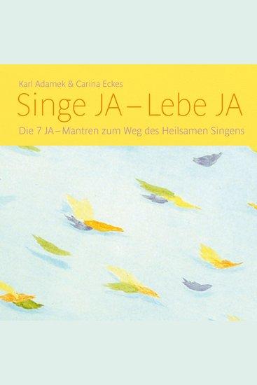 Singe JA - Lebe JA - cover