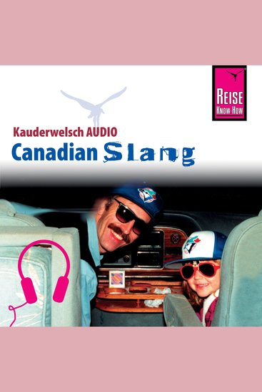 Reise Know-How Kauderwelsch AUDIO Canadian Slang - cover