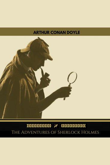 The Adventures of Sherlock Holmes (Golden Deer Classics) - cover
