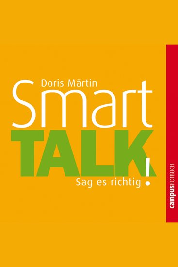 Smart Talk - Sag es richtig! - cover