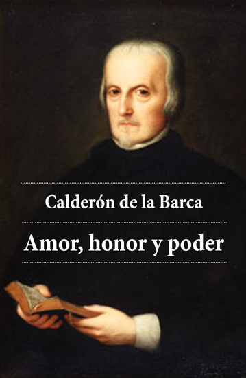 Amor honor y poder - cover