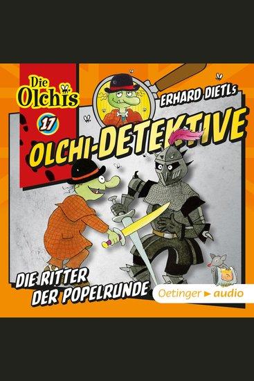 Olchi-Detektive 17 Die Ritter der Popelrunde - cover
