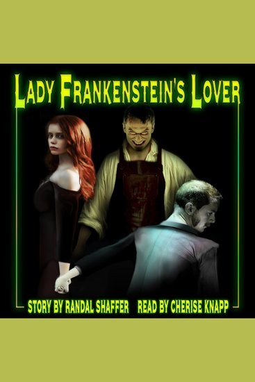 Lady Frankenstein's Lover - cover