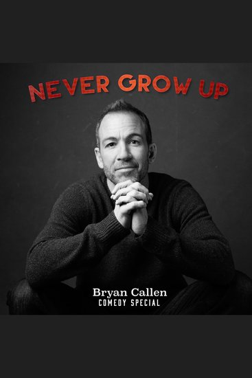 Never Grow Up - cover