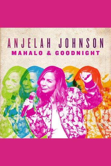 Mahalo & Goodnight - cover