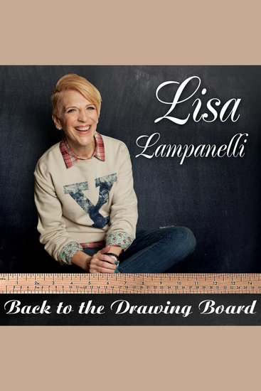 Lisa Lampanelli: Back to the Drawing Board - cover