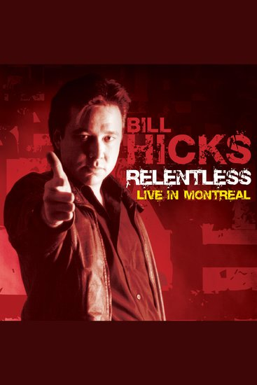 Relentless: Live in Montreal - cover
