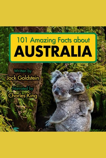 101 Amazing Facts about Australia - cover
