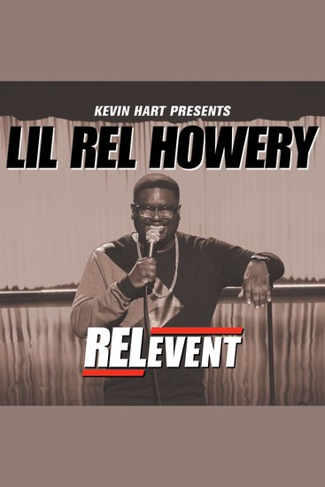 RELevent - cover