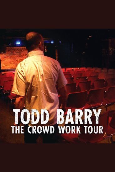 The Crowd Work Tour - cover