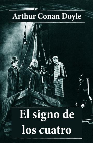 El signo de los cuatro (Edición completa) - cover