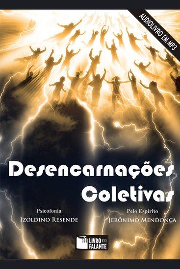 Desencarnações coletivas - cover