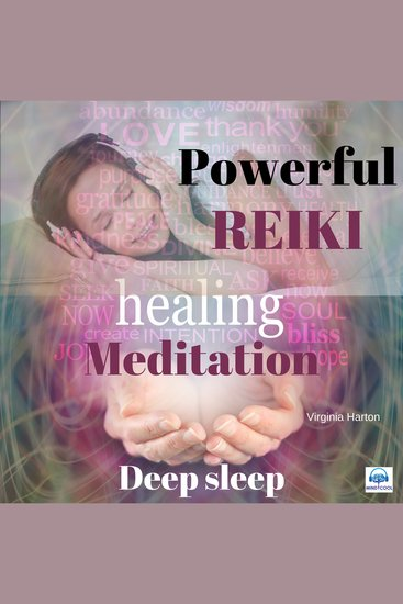 Powerful Reiki Healing Meditation for Deep Sleep - cover
