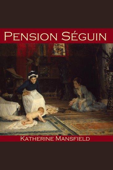 Pension Séguin - cover