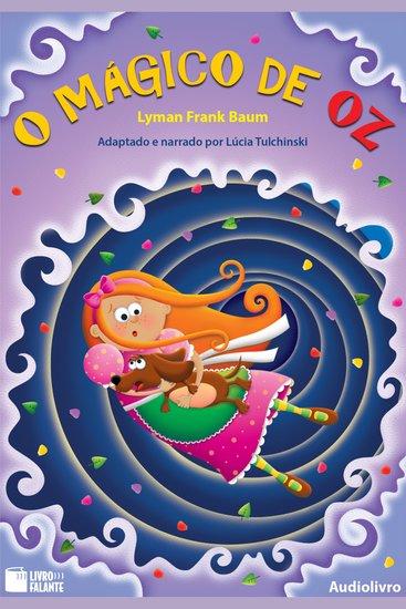 O Mágico de Oz - cover