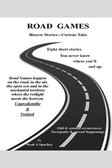 Road Games - Bizarre Stories Curious Tales - cover
