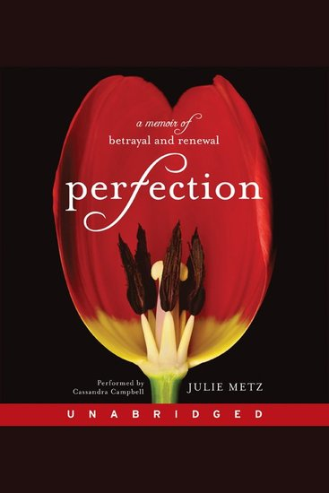 Perfection - A Memoir of Betrayal and Renewal - cover