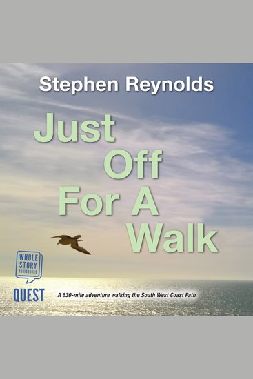 Just Off For A Walk - cover