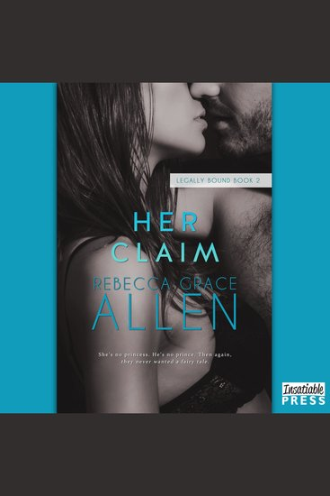 Her Claim - Legally Bound Book 2 - cover