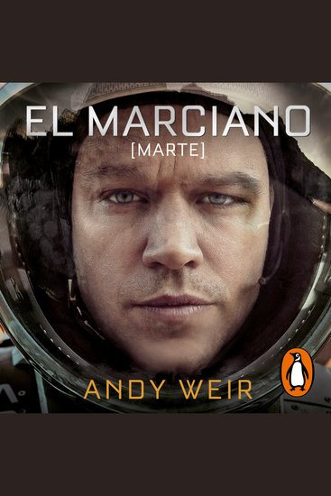El marciano - cover