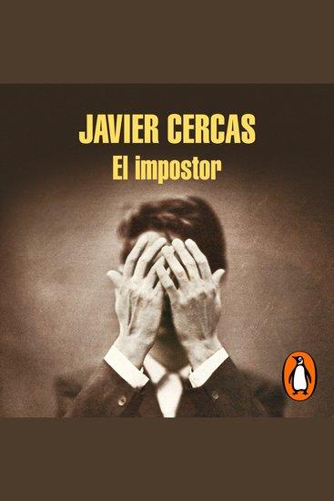 El impostor - cover