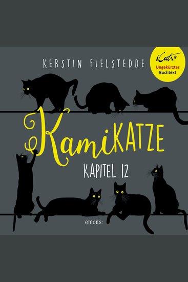 Kamikatze Kapitel 12: Flucht nach vorn - Ein Katz und Maus Krimi - cover