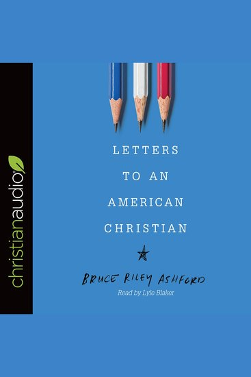 Letters to an American Christian - cover